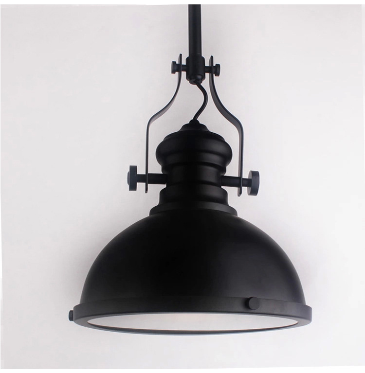 Wholesale D31cm Pendant Lamp Modern Vintage industrial Edison Bulbs fixtures Bar, cafe,Restaurant Bedrooms loft Dining room loft vintage industrial pendant light fixtures copper glass shade pendant lamp restaurant cafe bar store dining room lighting