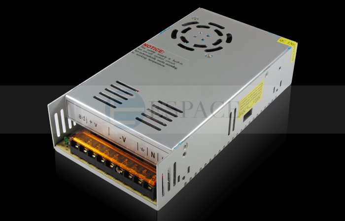 10piece/lot 400W 24V 16.7A Switching Power Supply Driver for LED Strip AC 100-240V Input to DC 24V good quality цена 2017