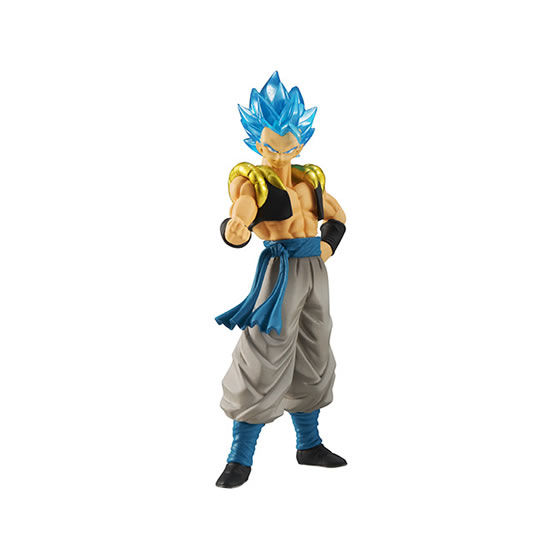 """Dragon Ball SUPER"" Original BANDAI HIGH GRADE REAL FIGURE Gashapon Toy - Broly Beerus Whis Vegeta Goku Gogeta Freeza 4"