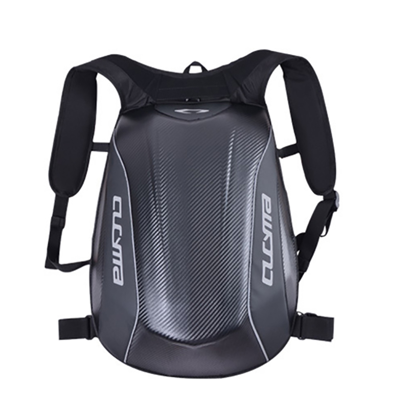 CUCYMA Motorcycles Bags Backpack Carbon Fiber Breathable Motocross Racing Knight Backpack Hiking Camping Computer Bags