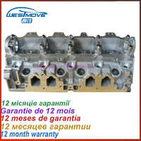 Головка цилиндра для peugeot 306 405 406 806 эксперт 1761CC 1.8L бензин SOHC 8 в 1994 Двигатель: XU7JP 9608434580 02.00.F2 0200F2