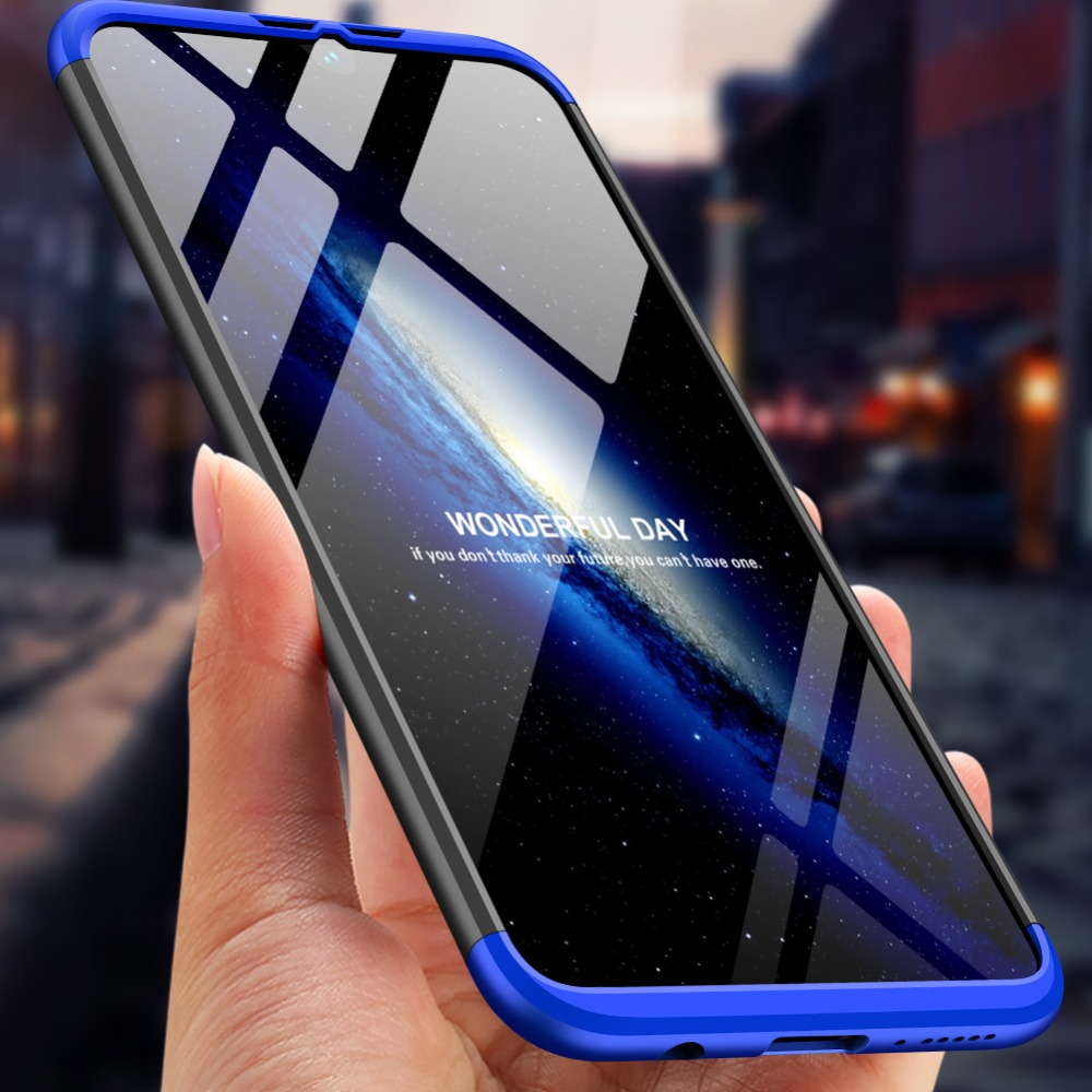 For Huawei Honor 8X Case 360 Full Protection Drop-proof Armor Hybrid Anti-knock Hard PC Matte Case For Huawei Honor 8X 8X Max