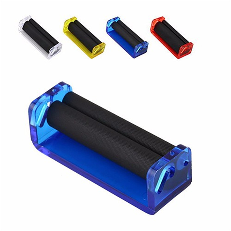 1PC Cigarette Rolling Machine 70mm Easy Manual Tobacco Roller Hand Cigarette Maker Rolling Machine Tool Tobacco Rolling Machine in Cigarette Accessories from Home Garden