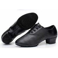 Women Latin Dance Shoes Girls Practice Dancing Shoes Women Soft Genuine Leather Sole Ballroom Latin Dance