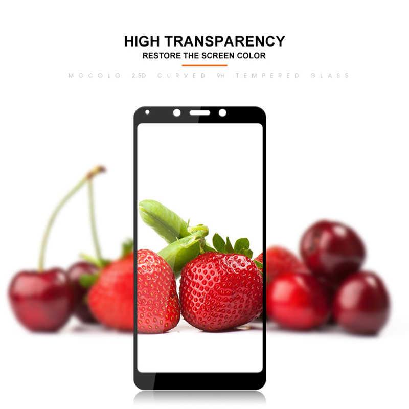 9 H 2.5D الزجاج المقسى ل Xiaomi Redmi 6a واقي للشاشة ل Xaomi Redm 6 A زجاج واقي Xiami ريمي غطاء كامل فيلم