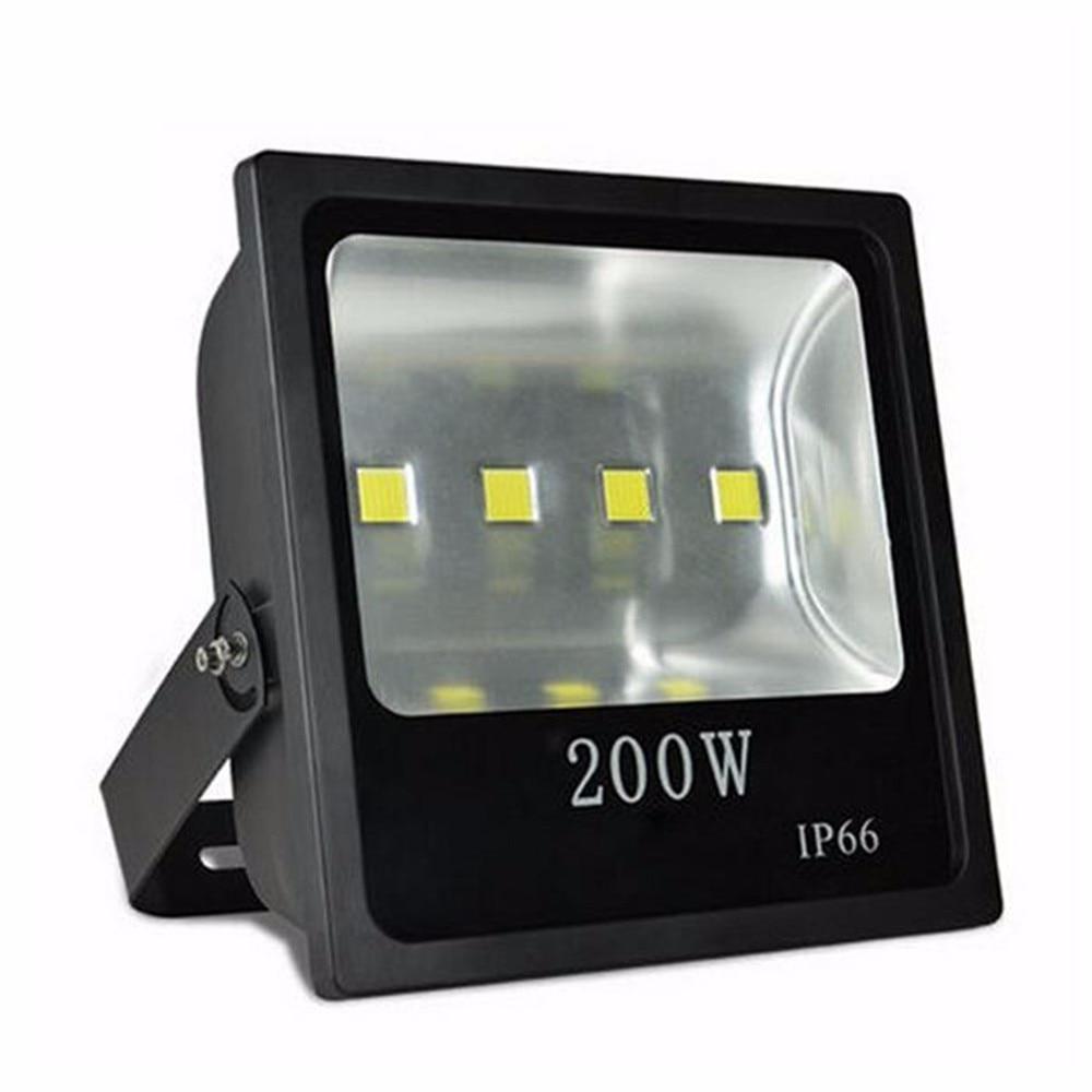1-10Pcs 10W 50W 100W 150W 200W 250W 300W LED Flood Light Outdoor Spotlight Lamp