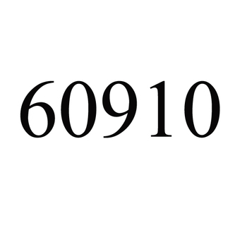 60910 #