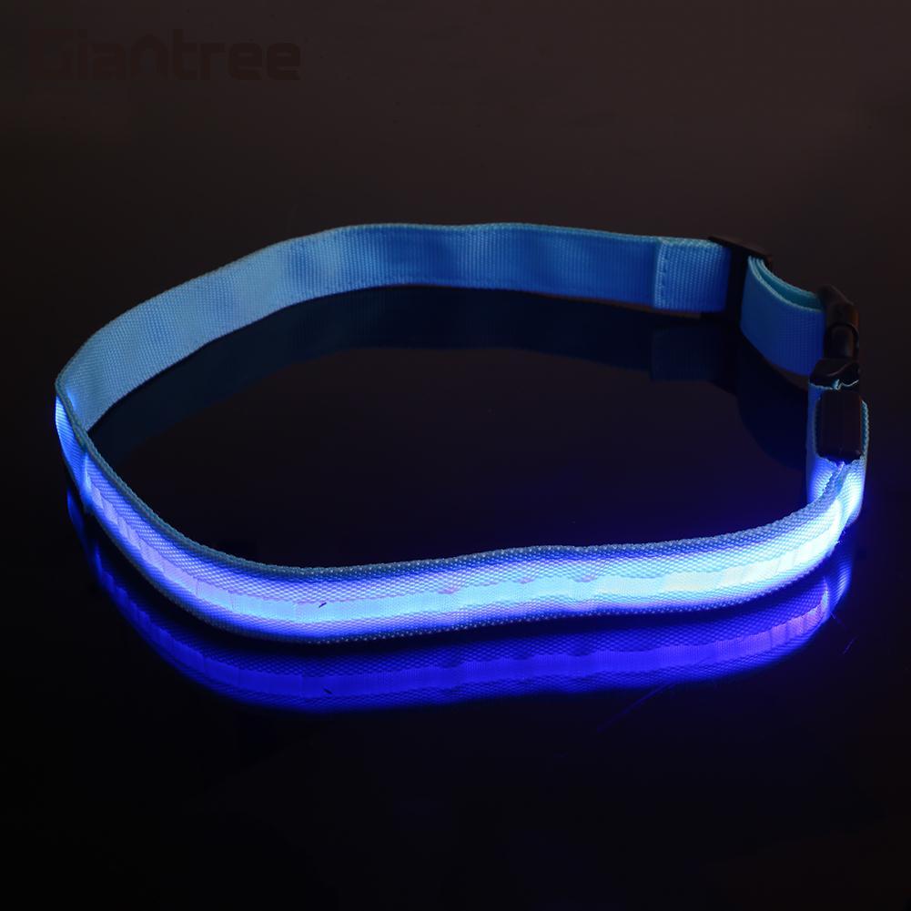 Reflective Strap 8 Color Armband Durable Arm Band Skating Safety Belt Sport