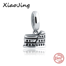 hot deal buy new 925 sterling silver big ship charm beads fit  original european charm bracelet beads diy jewelry making for women gifts
