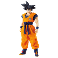 Dragon Ball Figure Goku Action Figure Son Gokou PVC Collectible Model Megahouse Toy 21cm