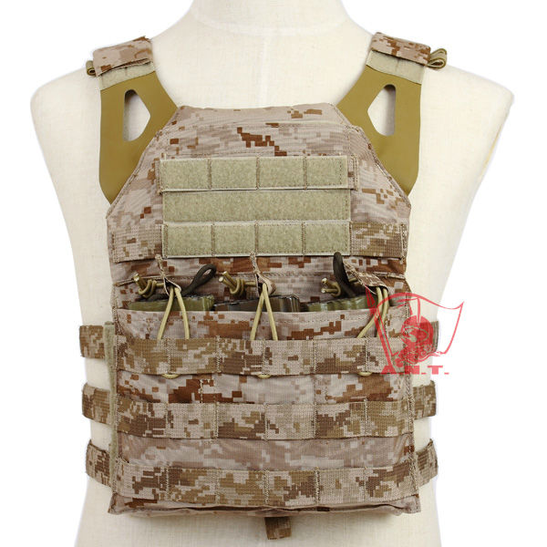 FLYYE Jumpable Plate Carrier JPC Tactical Vest