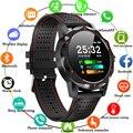 Смарт-часы MNWT SKY 1  IP68 водонепроницаемые фитнес-трекер  пульсометр  кровяное давление  женские и мужские часы для телефонов Android и IOS