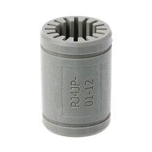 3d принтер сплошной полимерный LM12UU подшипник 12 мм вал Igus Drylin RJ4JP-01-12