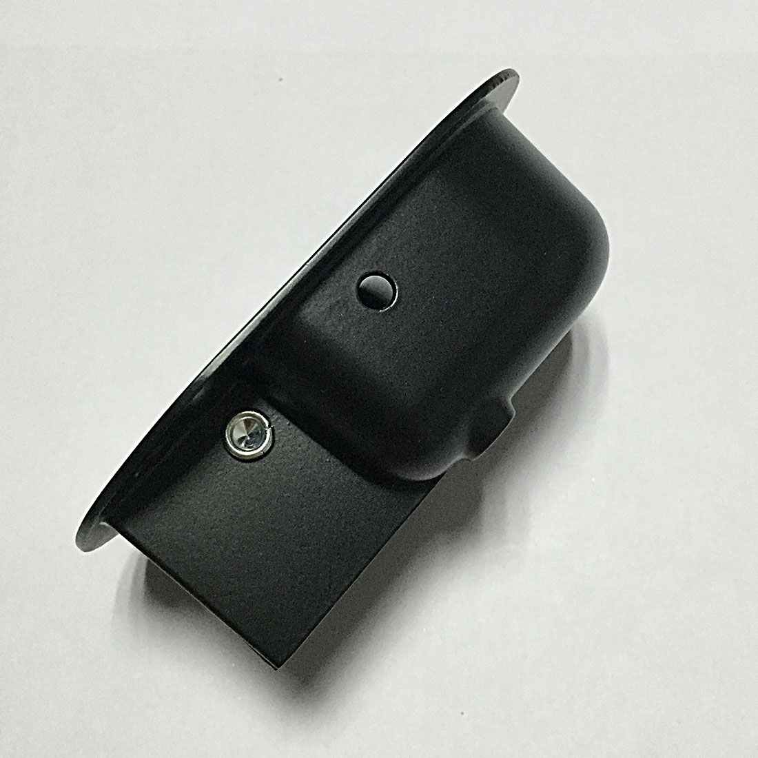 1pc11.2x6.5x3.7cm Black Durable Metal Handle Recliner Chair Sofa Couch Release Lever Replacement Economic