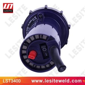 Image 4 - LESITE LST3400 di Plastica aria calda di saldatura pistola di calore della torcia per lessiccazione, la contrazione, stampaggio a caldo, col fuoco