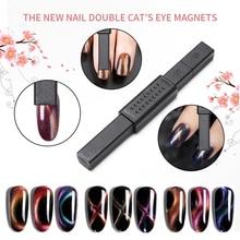 Magnetic-Stick Uv-Gel-Polish Nail-Art-Tools Strong-Magnet Multi-Funcation Cat-Eyes YWK