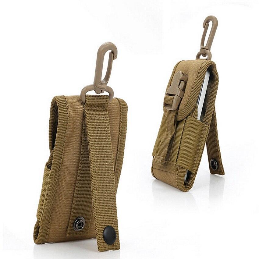 Prix pour CS équipement de plein air accessoires sac, MOLLE sac tactiques, suspendus dans la taille téléphone tactique sac