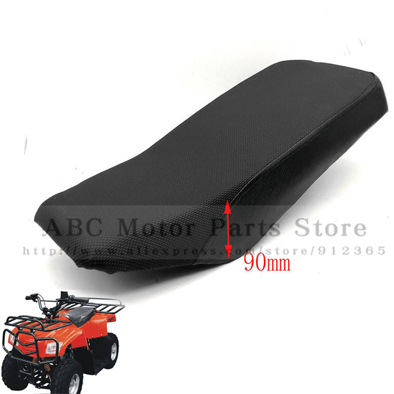Straightforward Atv Seat Saddle 50cc/70cc/90cc/110cc/125cc Fit For Chinese Off-road 4-wheels Vehicle Quad Atv Parts & Accessories