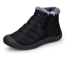 Лидер продаж зимние Для мужчин Для женщин прогулочная Сапоги и ботинки для девочек Теплые Пеший Туризм Спортивная обувь с Мех голубой желтый бренд пары снегоступах горы дешевые