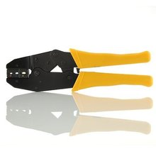 Crimping Pliers Cables + Screwdrivers Pliers Crimp for Cable Crimps Black