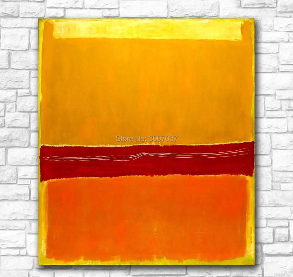 Pintura al óleo pintada a mano 100% pintura al óleo pintada a mano decoración para el hogar sin marco por DHL