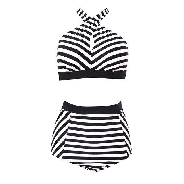 Sexy Vintage Retro Beach Bikini 1
