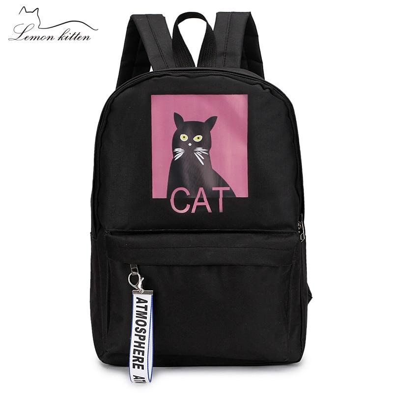 Canvas Backpack 3d Printing Women Backpack Travel Bag Adolescent Girl Fashion Cute Backpack Female Mochila Bagpack Design