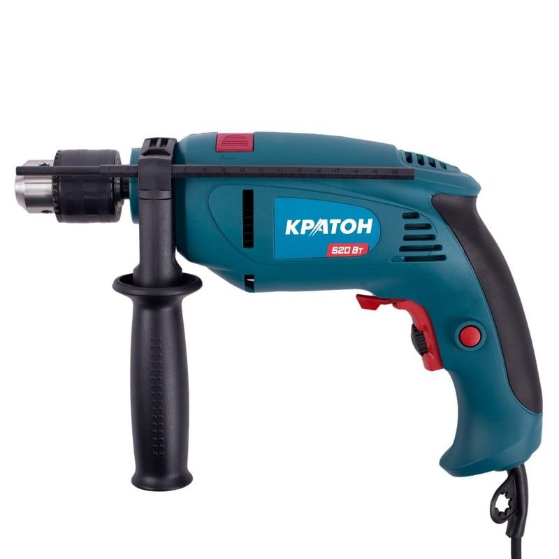 Drill KRATON PD-620 620 Watt 0-2700 rev / min 13 mm keyless chuck, reverse, metal gearbox, in a box. mayitr keyless 1 32 1 2 drill chuck self tighten with jt33 accurate light duty black lathe drill chucks 1 13mm 88 44mm