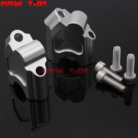 For BMW F700GS F700 GS F650 GS F700 GS Motorcycle Accessories Handle Bar Clamp Raised Extend Handlebar Mount Riser