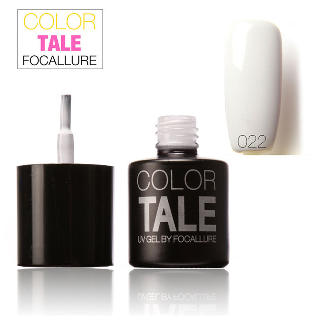 FOCALLURE Color Tale Gel color UV Gel Nail Polish The best quality ...