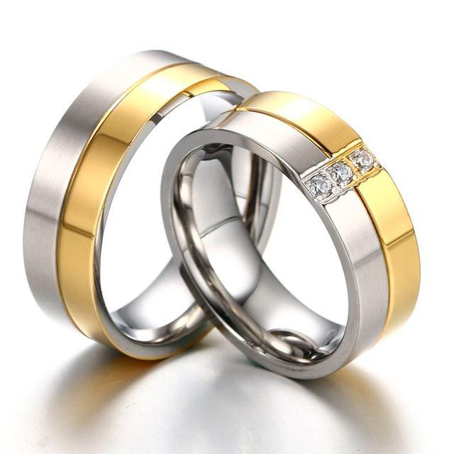 Classic Wedding Rings for Women / Men