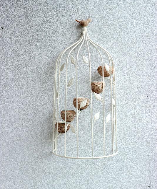 aliexpress: acheter birdcage bougeoir mural bougeoir