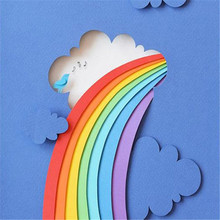Rainbow Cloud Metal Cutting Dies for Scrapbooking New 2019 Craft Die Cut Card Making Embossing Stencil