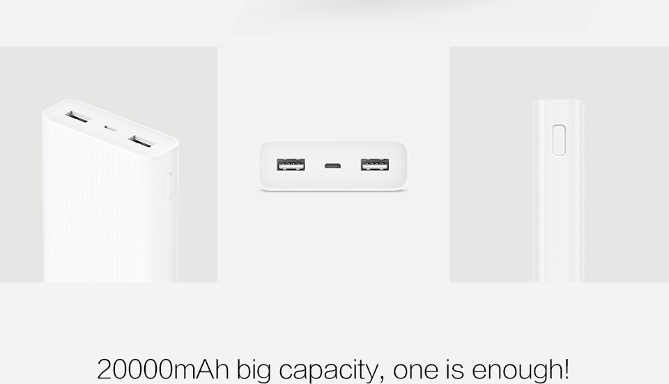 Xiaomi Mi  Power Bank 2C