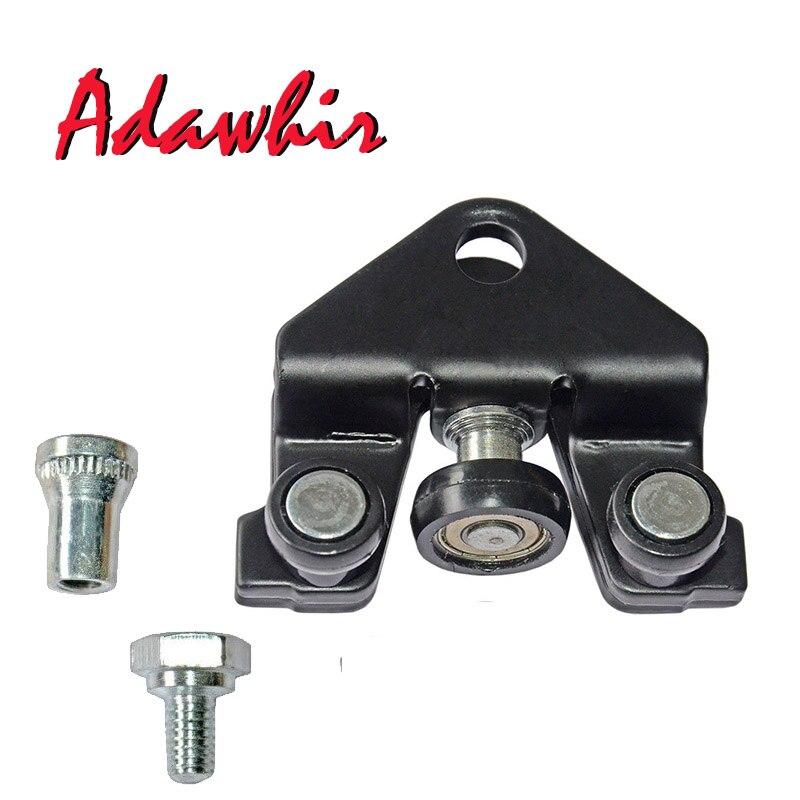 FOR Vauxhall Opel Vivaro sliding door roller guide hinge bottom 7700312012 4409245 77003 12012 82420 00QAB 91165708 in Door Hinge Conversion Kits from Automobiles Motorcycles
