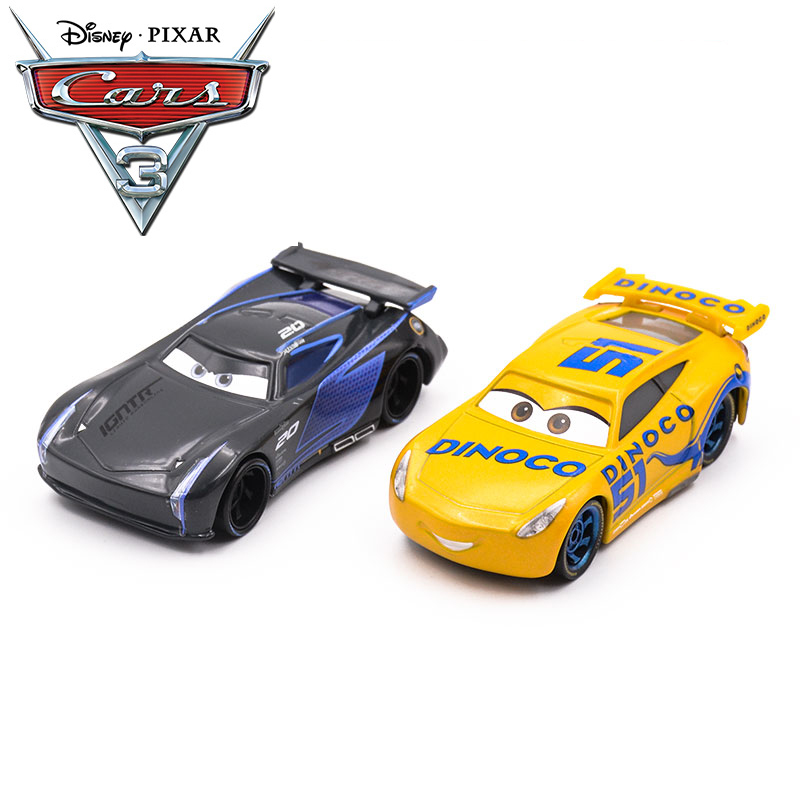 27 Styles Disney Pixar Cars Diecast Metal Rare Models Car Toy Lightning Mcqueen Jackson Storm Educational Toy Car Gift For Boy High Quality And Inexpensive Toys & Hobbies