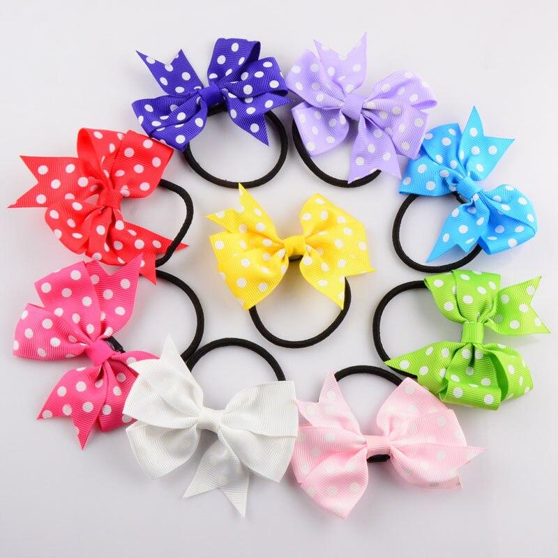 FRIENDS One size fits all Big Stretchy Pinwheel Bow Nylon Headband GREY/'S ANATOMY Clip.