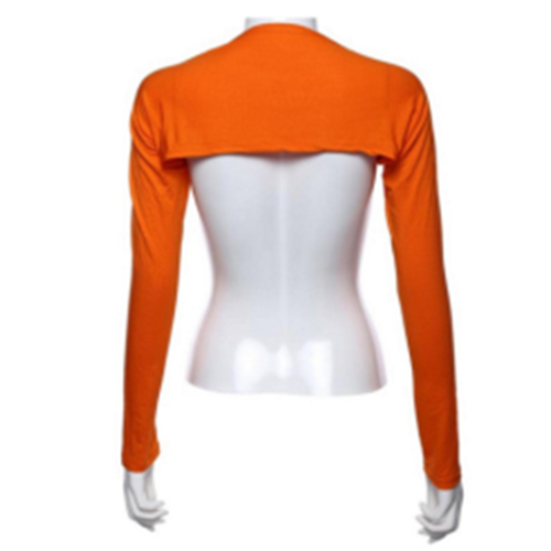 Hayaa Fashion One Piece Sleeves Arm Cover Shrug Bolero Hijab Muslim Apricot