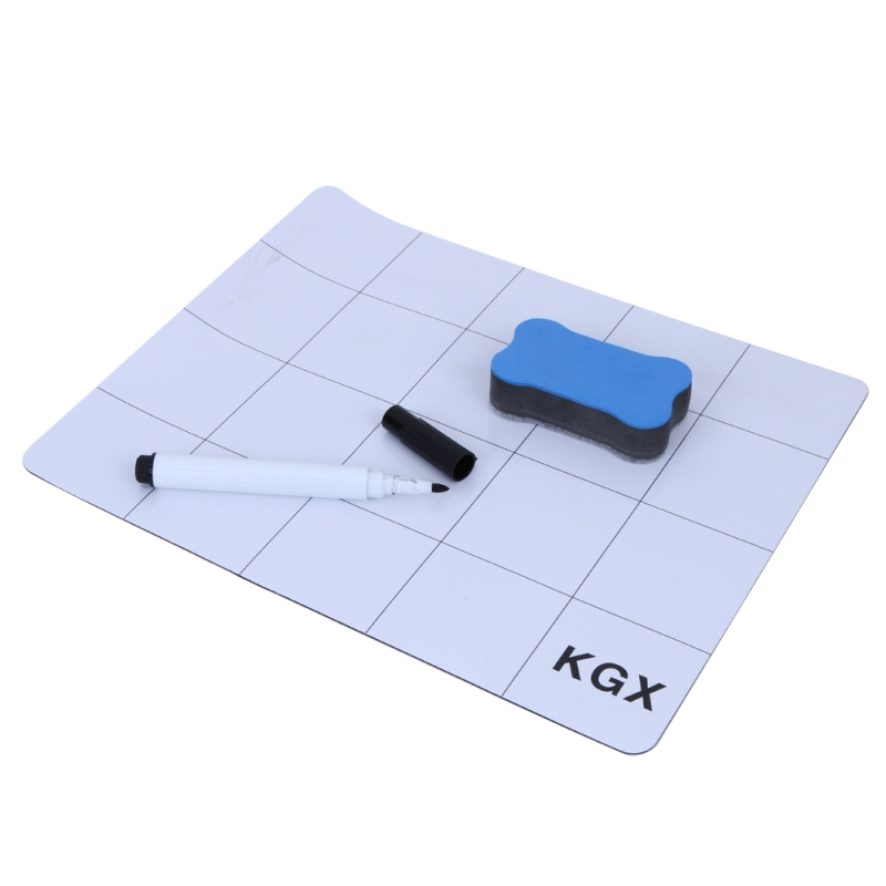 Magnetic Project Mat Screw Work Pad with Marker Pen <font><b>Eraser</b></font> for <font><b>Cell</b></font> <font><b>Phone</b></font> Laptop Tablet iPhone Repair Tools Mat
