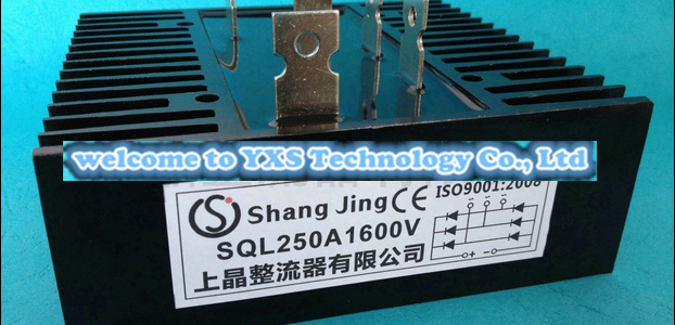 SQL250-16 three-phase rectifier bridge SQL250A1600V мойка blanco tamos 45s silgranit 521395 кофе