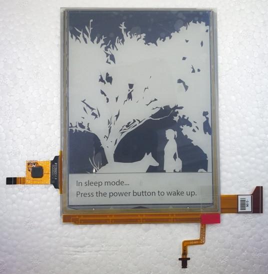 ED060XH7 U1 TA 6 Inch For ONYX BOOX Vasco Da Gama Touch Touch Panel Lcd Display