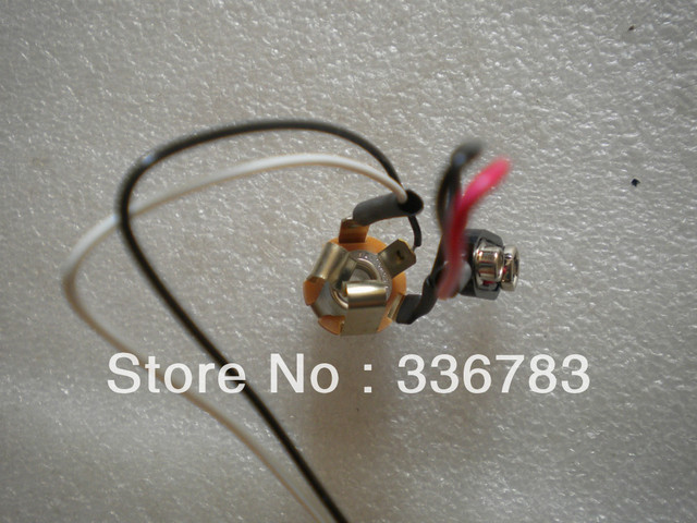 Guitar Switch Craft Jack With Teflon Wire input/output jack from USA ...