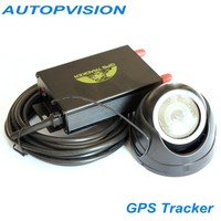2015 New product vehicle gps tracker TK105B vehicle alarms/gps tracking system with Webcam
