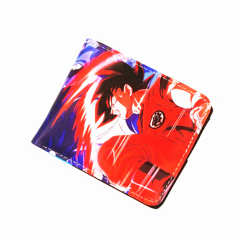 hot dragball super purse movie harry potter game of throne spiderman man wallet card holder with cion zipper pocket