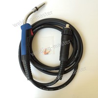 36KD Mig Torch MIG CO2 Welding Torch 3M With Euro Connector