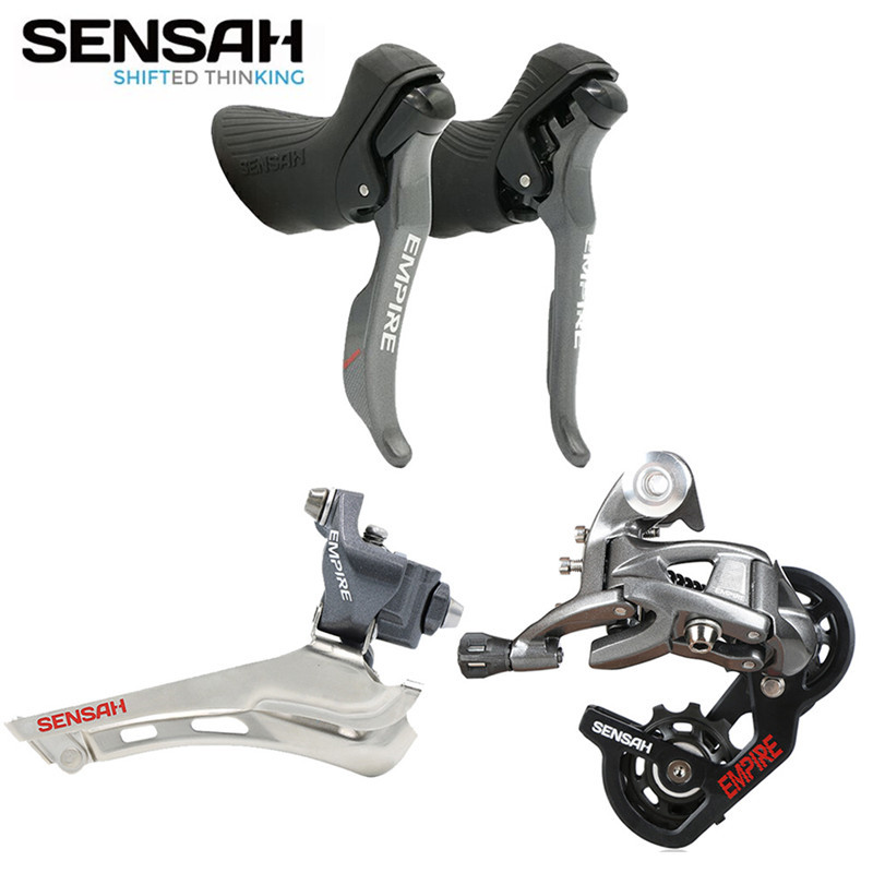 2019 Hot New SENSAH EMPIRE 2x11 speed Bicycle Derailleur set road bike groupset 11s groupset Road