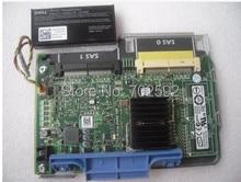Оригинал SAS Raid карты DX481 perc 6i с батареи pn # T954J WY33S