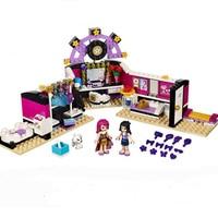 2016 New BELA Friends Building Blocks Girl Dressing Room 282pcs Christmas Gifts Bricks Toys Compatible Legoe