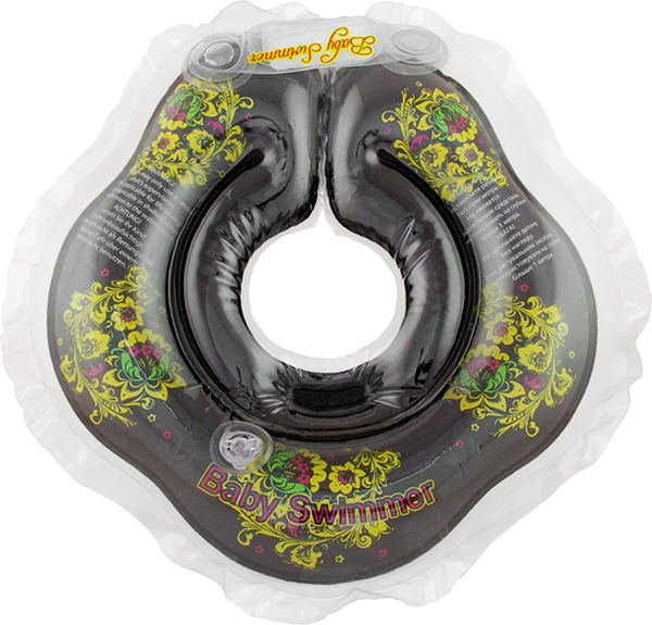 Children's neck swimming ring Baby Swimmer BS01Y