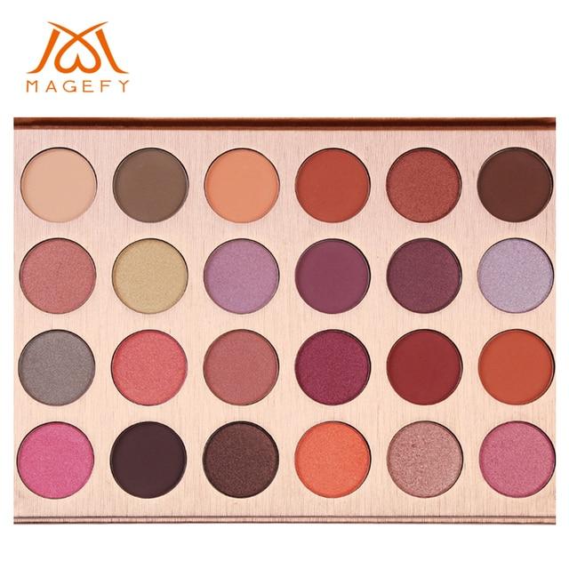 Fashion eyeshadow palette 24Colors Matte EyeShadow naked palette Glitter eye shadow MakeUp Nude MakeUp set Korea Cosmetics TSLM1